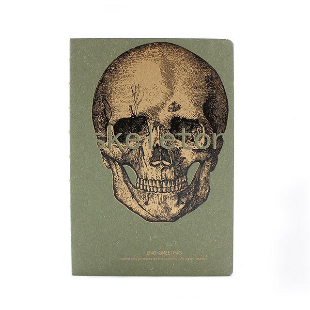 MOCKUP-Bloco-caderno-impressão dourada_caveira