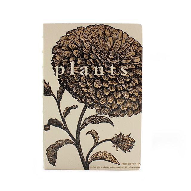 MOCKUP-Bloco-caderno-impressão dourada_flor
