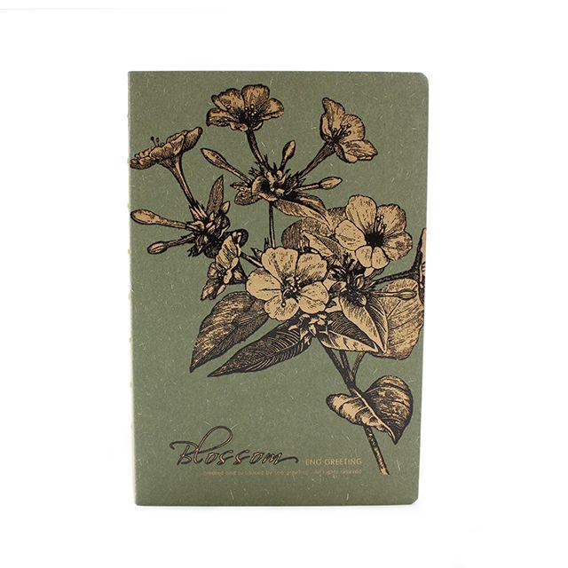 MOCKUP-Bloco-caderno-impressão dourada_flores
